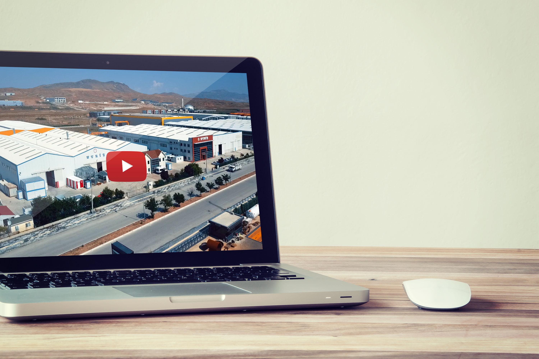 Nuriş Prefabrik Drone Çekimi