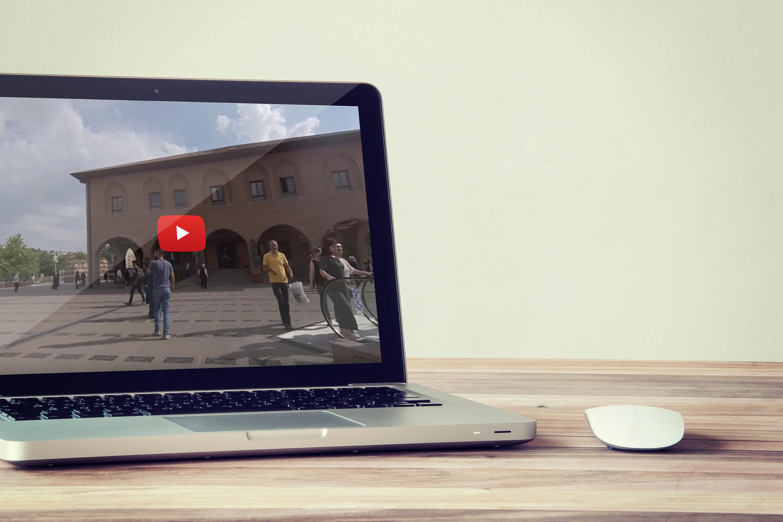 Hacı Bayram-ı Veli Camii 360 Derece Video Çekimi