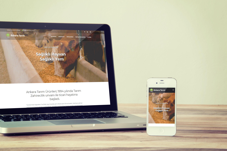 Ankara Tarım Ürünleri Web Sitesi